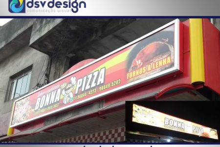 Luminoso Bonna Pizzaria